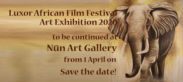 LAFF Exhibition 2020 at Nūn Art Gallery